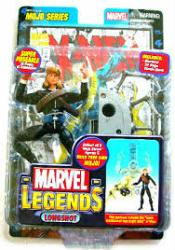 Marvel Legends Mojo Series: Longshot action figure [X-Men] (Toy Biz)