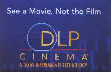 DLP Cinema-Pin/Button (VG)