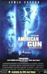 American Gun movie poster [James Coburn. Virginia Madsen] 26x40 VG