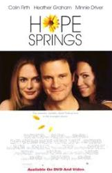 Hope Springs movie poster [Colin Firth, Minnie Driver] 26x40