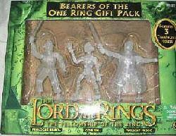 Lord of the Rings [Fellowship] Bearers of One Ring figure (ToyBiz)