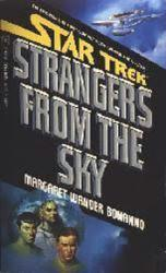 Star Trek: Strangers From the Sky PB book [by Margaret Wander Bonanno]