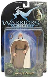 Warriors of Virtue: Master Chung action figure (Play'em/1997)