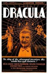 Dracula movie poster [Bela Lugosi] (Web) 11'' X 17''