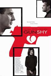 Gun Shy movie poster [Sandra Bullock, Liam Neeson] 27 X 40 one-sheet