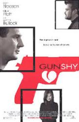 Gun Shy movie poster [Sandra Bullock/Liam Neeson/Oliver Platt] 26x40