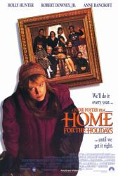 Home For the Holidays movie poster [Holly Hunter] 27x40
