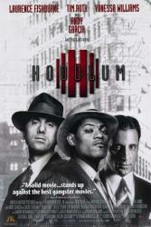 Hoodlum movie poster [Tim Roth/Laurence Fishburne/Andy Garcia] 27 X 40