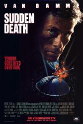 Sudden Death movie poster [Jean-Claude Van Damme] video poster