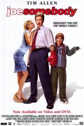 Joe Somebody movie poster [Tim Allen, Julie Bowen] 27x40 NM