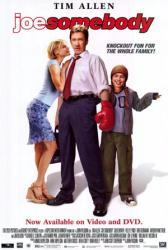Joe Somebody movie poster [Tim Allen, Julie Bowen] 27x40 VG