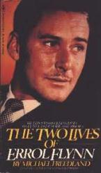 Errol Flynn biography: Two Lives of Errol Flynn (Paperback Book/1980)