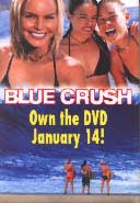 Blue Crush [w/ Kate Bosworth] (Promo Pin/Button) Nr. Mint