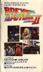 Back To the Future Part II PB Book/1989 (Movie Tie-In)