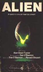 Alien paperback book/1979 [Movie Tie-In]