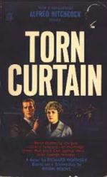 Torn Curtain paperback book [Paul Newman, Julie Andrews ] Movie Tie-In