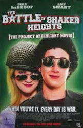 The Battle of Shaker Heights movie poster [Shia LaBeouf & Amy Smart]