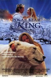 The Polar Bear King movie poster (1991) 27x40 video version VG