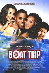 Boat Trip movie poster [Cuba Gooding Jr/Vivica A. Fox/Roselyn Sanchez]