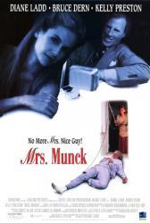Mrs. Munck movie poster [Diane Ladd, Bruce Dern & Kelly Preston]