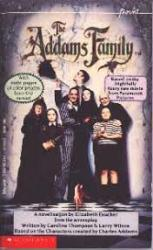 The Addams Family paperback book/1991 [Movie Tie-In]