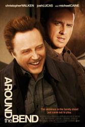Around the Bend movie poster [Christopher Walken, Josh Lucas] 27x40