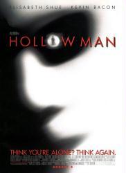 Hollow Man movie poster (2000) original 27x40 one-sheet