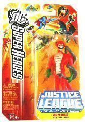 Justice League Unlimited: Copperhead action figure (Mattel/2006)