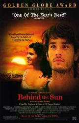 Behind the Sun movie poster [a Walter Salles film] 26x40