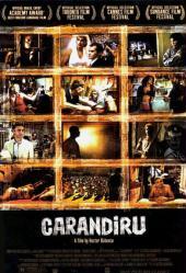 Carandiru movie poster [a Hector Babenco film] original 27x40
