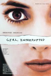 Girl, Interrupted movie poster [Winona Ryder] original 27x40