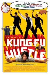 Kung Fu Hustle movie poster [Stephen Chow] 27x40 original