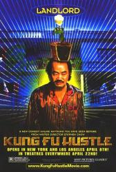 Kung Fu Hustle movie poster [Wah Yuen as The Landlord] 27x40