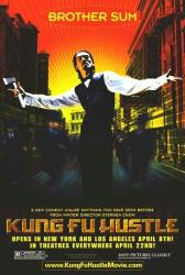 Kung Fu Hustle movie poster [Kwok Kuen Chan as Brother Sum] 27x40