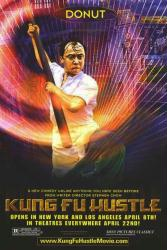 Kung Fu Hustle movie poster [Dong Zhi Hua as Donut] 27x40