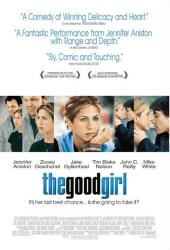 The Good Girl movie poster [Jennifer Aniston, Jake Gyllenhaal] 27x40