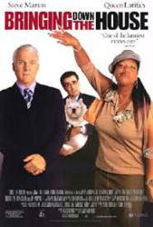 Bringing Down The House poster /Steve Martin/Queen Latifah/Eugene Levy