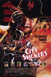 City Slickers movie poster [Billy Crystal] 27x40 video version