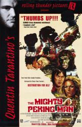 The Mighty Peking Man movie poster (26x40)