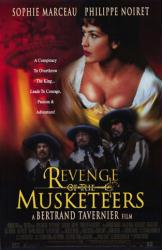 Revenge of the Musketeers movie poster [Sophie Marceau] 26x40