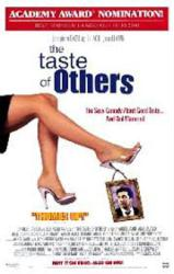 The Taste of Others movie poster [an Agnes Jaoui film] 26x40