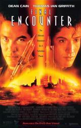 Final Encounter movie poster [Dean Cain, Thomas Ian Griffith] 26x40
