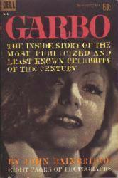 Greta Garbo biography: Garbo by John Bainbridge (Paperback Book/1961)