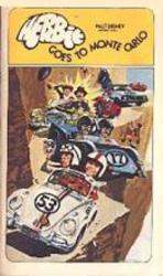 Herbie Goes To Monte Carlo paperback book/1977 [Walt Disney]
