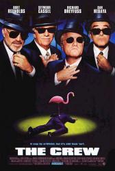 The Crew movie poster [Richard Dreyfuss, Burt Reynolds] 27x40