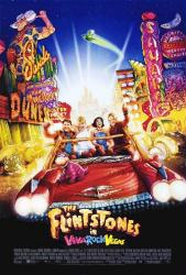 Flintstones in Viva Rock Vegas poster [Mark Addy/Kristen Johnston]