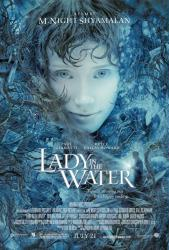 Lady In the Water movie poster [Bryce Dallas Howard] 27x40