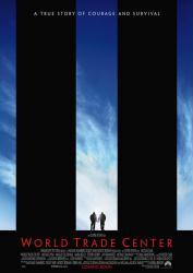 World Trade Center movie poster [an Oliver Stone film] 27x40 original
