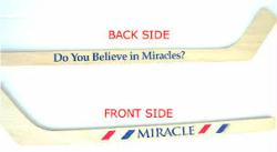 Miracle (Promotional Mini-Hockey Stick from the Disney film)
