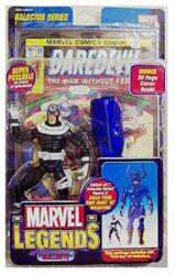 Marvel Legends Galactus Series: Bullseye action figure (ToyBiz/2005)